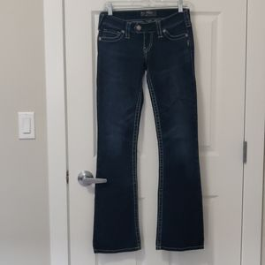 Silver Tuesday Jeans size 26/33